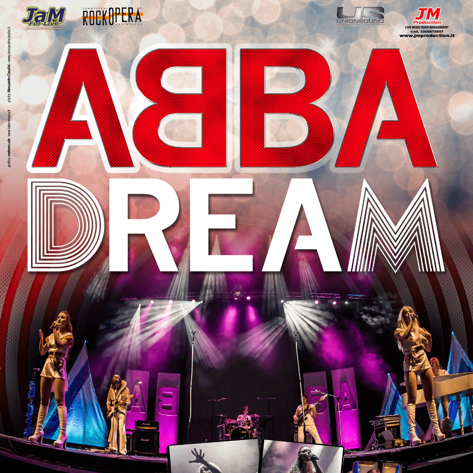 ABBAdream – The Ultimate Abba Tribute Show