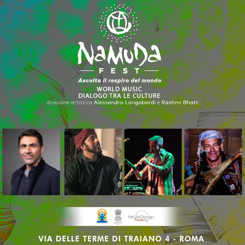 NAMUDA FEST - LA LEZIONE DELLA FARFALLA
