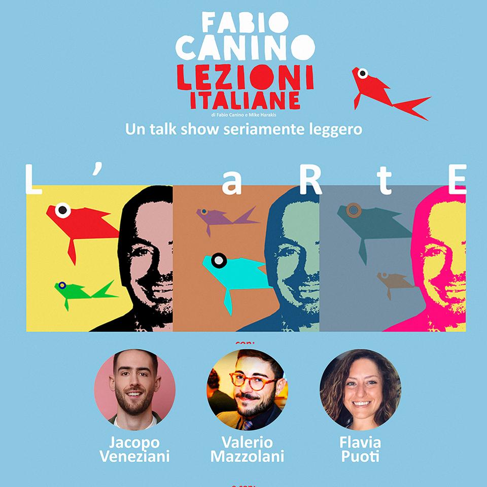 LEZIONI ITALIANE - L'ARTE