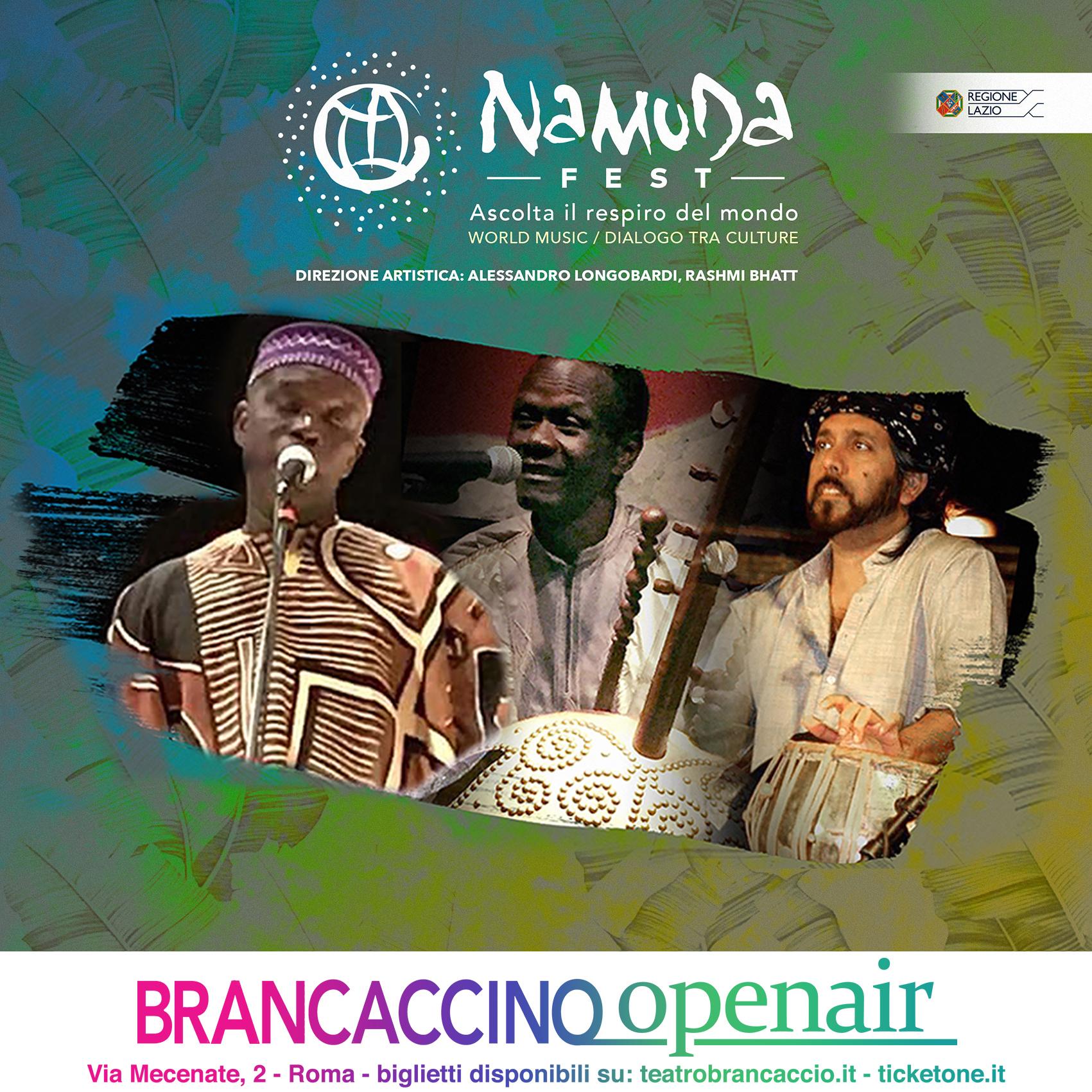NAMUDA FEST - IL SUONO DELLA MEMORIA