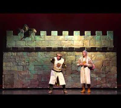 Spamalot Il Musical - Stagione 2017/2018