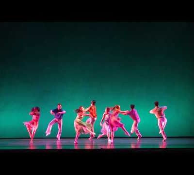 Parsons Dance - Stagione 2017/2018