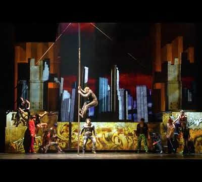 Cirque Éloize - Stagione 2014/2015